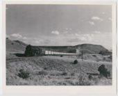 Atchison, Topeka & Santa Fe Railway Company's steam locomotive #5022