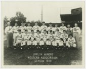 Joplin Miners minor league baseball team
