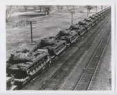 United States Army tanks
