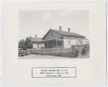Atchison, Topeka & Santa Fe Railway Company cottages, Winslow, Arizona