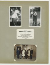 The life and times of Howard Athon, a pictorial account