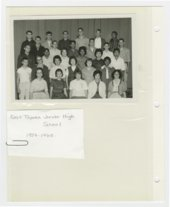 Thomas Soza's family photograph album