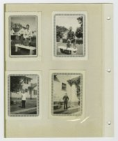 Harry Hilderman photograph album