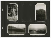 Donald Appletrad's World War II photographs and diary
