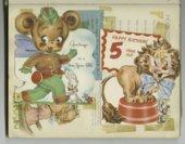 Virginia Gomez baby book and photograph album