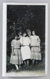 Marie Vargas, Virginia Villafranco Duran and Gomez Del Herro