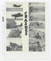 Robert Gomez military scrapbook