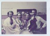 Rosendo Rodriguez, Joanna Arce, Ana Rodriguez and Emilio Rivas in Topeka, Kansas