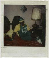 Gil Carter, softball player in Wichita, Kansas