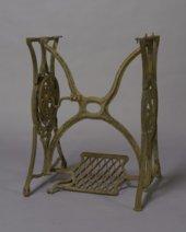 Treadle Sewing Machine Base