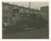 Atchison, Topeka and Santa Fe Railway's steam locomotive #2414