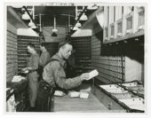 Atchison, Topeka & Santa Fe Railway Company employees