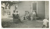 John Paul Holt's early family photographs