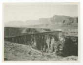 Navajo Bridge, Grand Canyon, Arizona