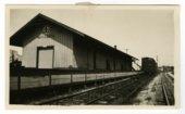 Atchison, Topeka & Santa Fe Railway Company depot, Navasota, Texas