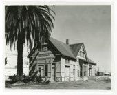 Atchison, Topeka and Santa Fe Railway Company depot, Escondido, California