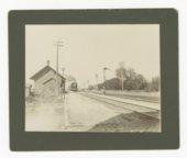 Atchison, Topeka and Santa Fe Railway Company depot, Clements, Kansas