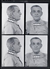 Fred Bissall, Prisoner 6029, Kansas State Penitentiary