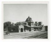 Atchison, Topeka and Santa Fe Railway Company depot, Winfield, Kansas