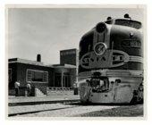 Atchison, Topeka & Santa Fe Railway Company depot, Atchison, Kkansas