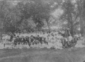 Kreipe family gathering, Shawnee County, Kansas