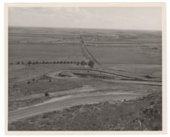 View from Coronado Heights in Saline County, Kansas