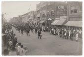 Registration Day parade in Topeka, Kansas