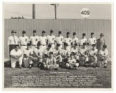 Topeka Hawks baseball team