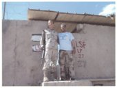 Lt. Murl Reidel's deployment during Iraqi Freedom