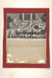 Graduating classes at Boswell Junior High School in Topeka, Kansas
