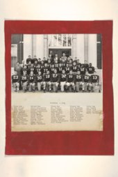 Football teams at Boswell Junior High School in Topeka, Kansas