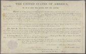 Land Patent to Francis Doran