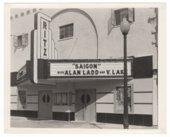 Ritz Theater in Council Grove, Kansas