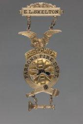 Fireman's Badge