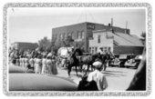 4-H parade, Tribune, Greeley County, Kansas