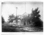 D.R. Beckstrom law office, Tribune, Greeley County, Kansas
