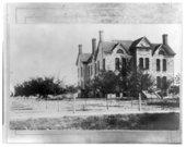 Greeley County, Kansas courthouse