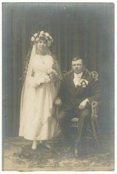 Peter Fienhage and Mae Scott Fienhage