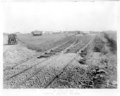 El Dorado & Atchison, Topeka & Santa Fe Railway Company grounds, Cassoday, Kansas