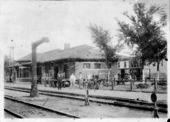 Atchison, Topeka and Santa Fe Railway Company depot, Independence, Kansas