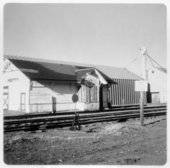Union Pacific Railroad Company depot, Winona, Kansas