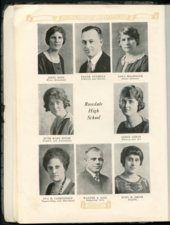 Mount Marty yearbook, 1925, Rosedale, Kansas