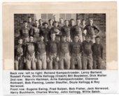 1941 Lecompton High School Football Team, Lecompton, Kansas