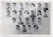 Lecompton Grade School, Third and Fourth Grades, 1953-1954, Lecompton, Kansas