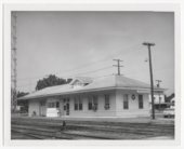 Missouri Pacific Railroad depot, Coffeyville, Kansas