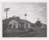Missouri Pacific Railroad depot, Dexter, Kansas