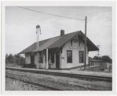 Missouri-Kansas-Texas Railroad depot, St. Paul, Kansas