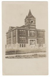 Rawlins County courthouse, Atwood, Kansas