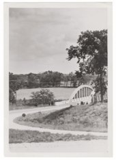 Bridge over the Wakarusa River, Shawnee County, Kansas