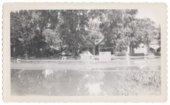 1951 flood scenes in Topeka, Kansas